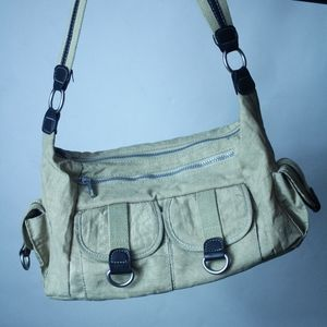 Rugged handbag